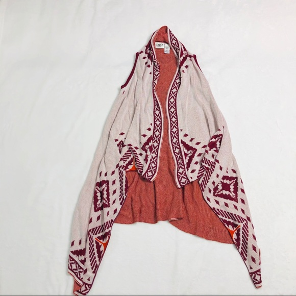 Cato Other - Cato Girls Open Front Cardigan Size 10/12